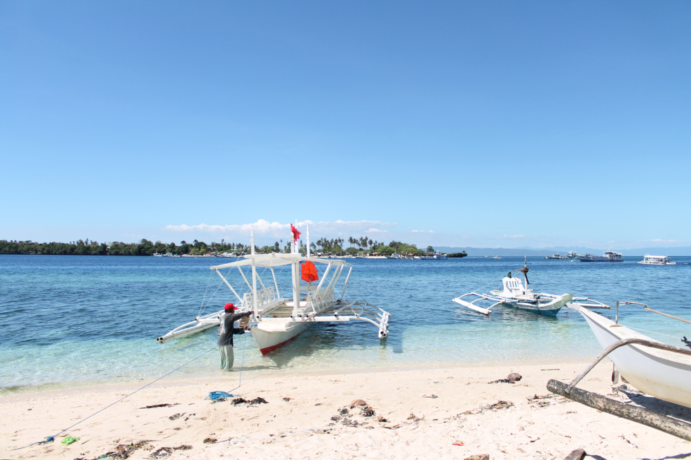 Island Life in Camotes